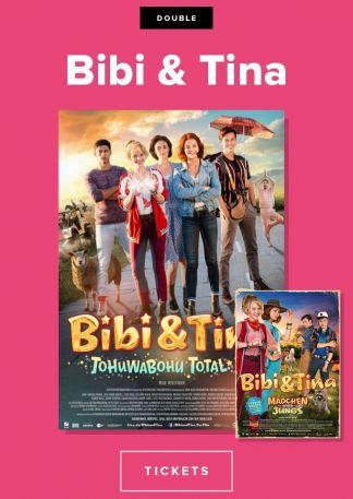 Double: Bibi & Tina 3 - Mädchen gegen Jungs + Bibi & Tina 4 - Tohuwabohu Total