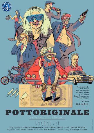 PottOriginale 2 - Roadmovie
