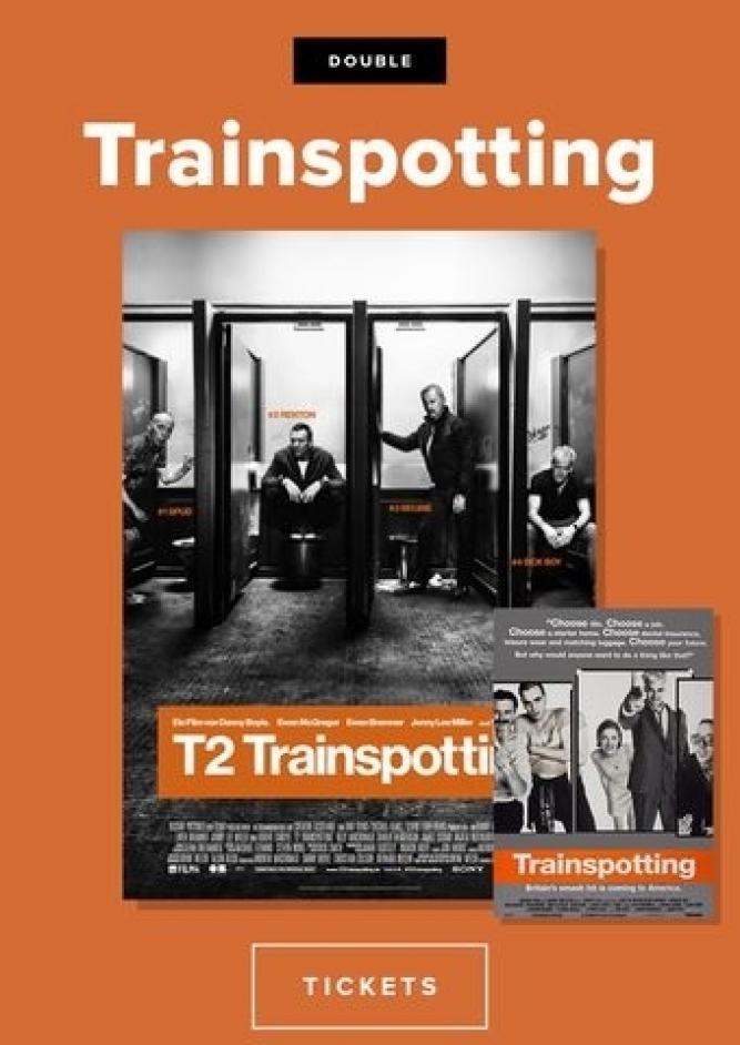 Double Feature: Trainspotting + T2: Trainspotting