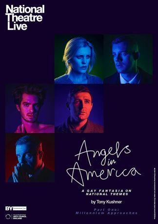 National Theatre London: Angels in America Part One: Millennium Approaches