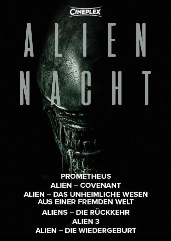 Aliennacht
