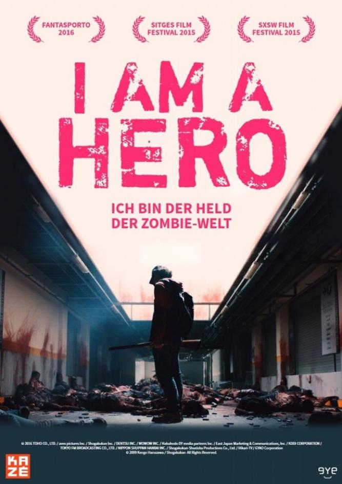 Anime Night: I Am a Hero