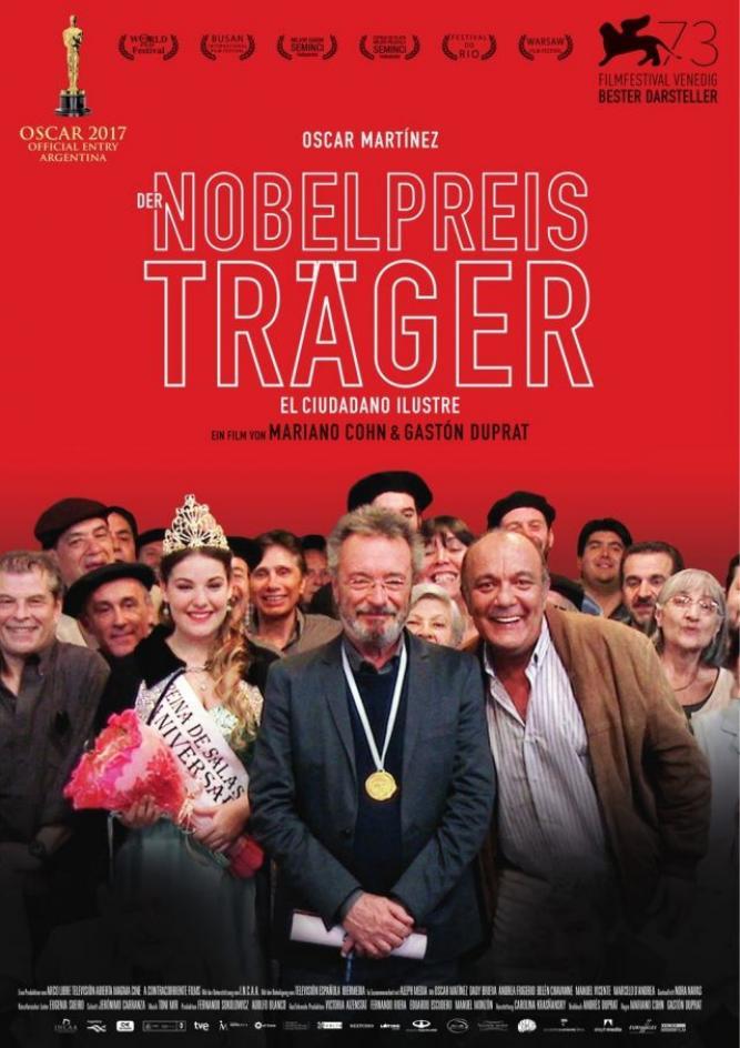 Der Nobelpreisträger - El ciudadano ilustre