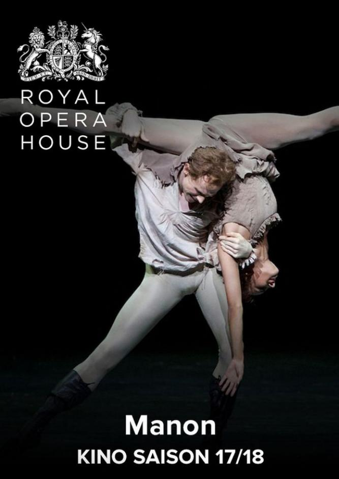 Royal Opera House 2017/18: Manon
