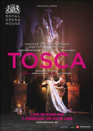 Royal Opera House 2017/18: Tosca