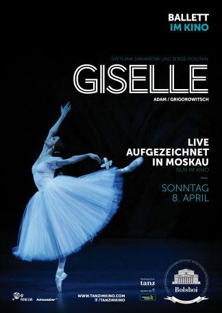 Bolshoi Ballett 2017/18: Giselle