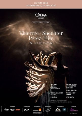 Opéra national de Paris 2017/18: Pite/Pérez/Shechter