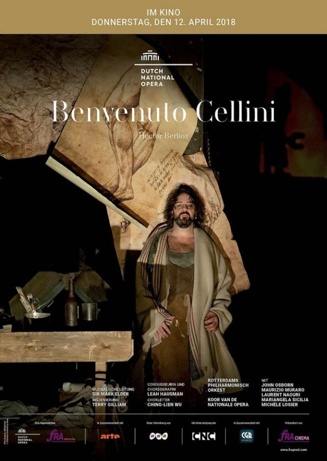 Opéra national de Paris 2017/18: Benvenuto Cellini