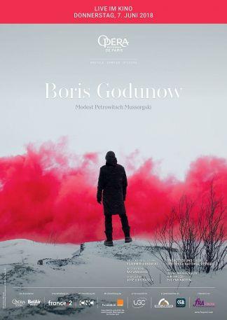 Opéra national de Paris 2017/18: Boris Godunow