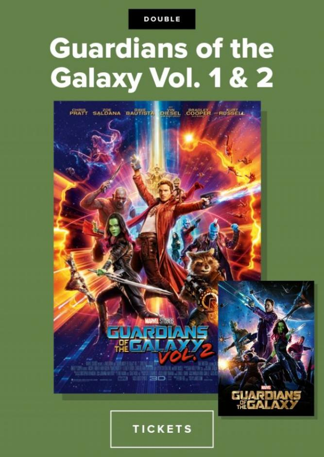 Double: Guardians of the Galaxy