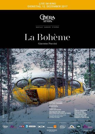 Opéra national de Paris 2017/18: La Bohème