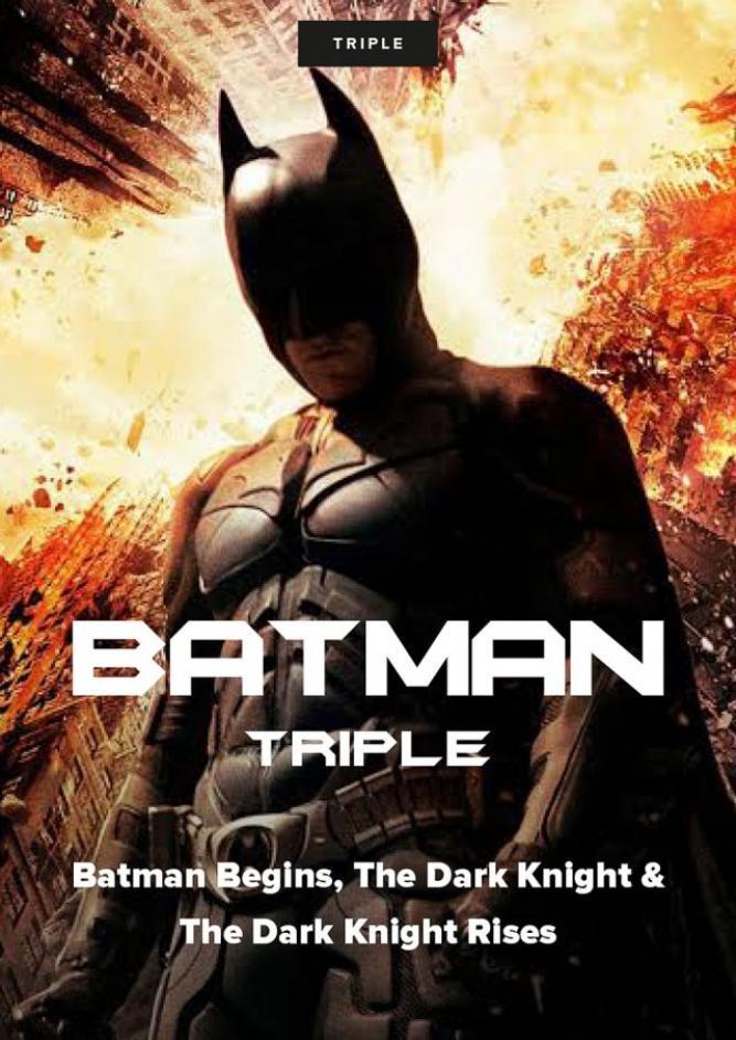 Batman Triple