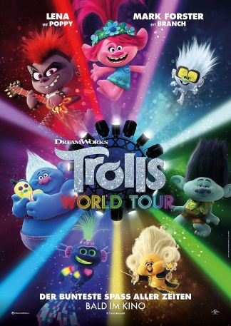Trolls World Tour 3D