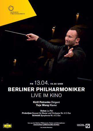 Berliner Philharmoniker 2017/18: Kirill Petrenko und Yuja Wang mit Werken von Dukas, Prokofjew