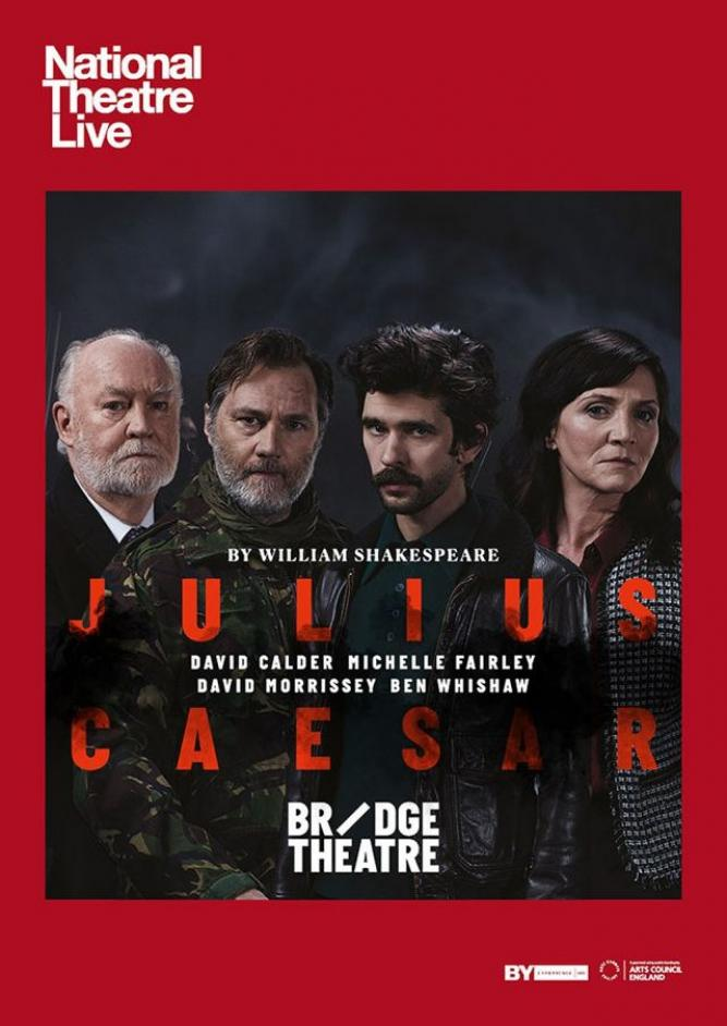 A National Theatre Live: Julius Caesar