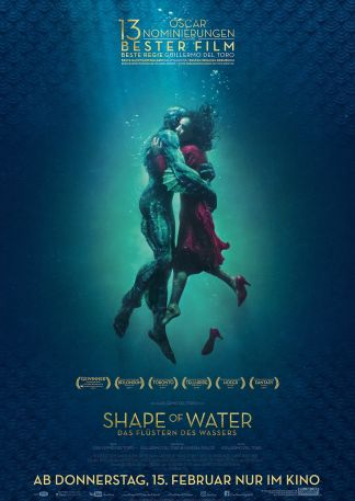 Shape of Water - Das Flüstern des Wassers