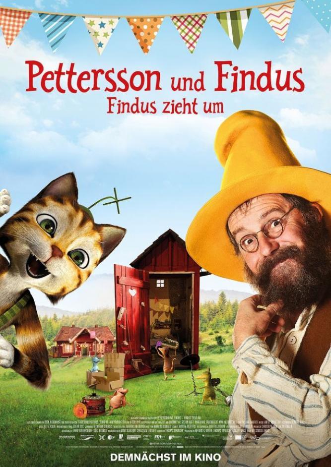 Pettersson und Findus: Findus zieht um