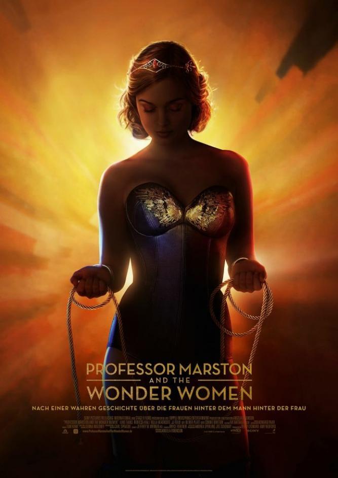 Professor Marston & The Wonder Women
