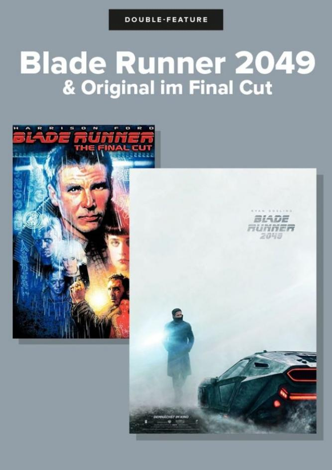 Double Feature: Blade Runner