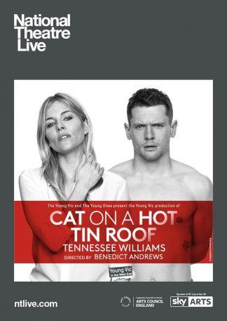 National Theatre London: Die Katze auf dem heißen Blechdach