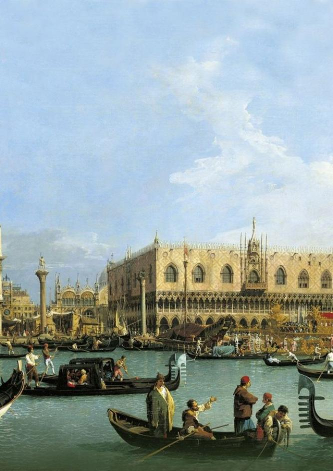 Exhibition on Screen: Canaletto und die Kunst von Venedig