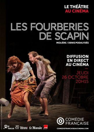 La Comedie-Francaise: Les Fourberies de Scapin
