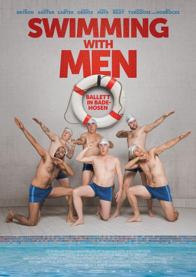 Swimming with Men - Ballett in Badehosen