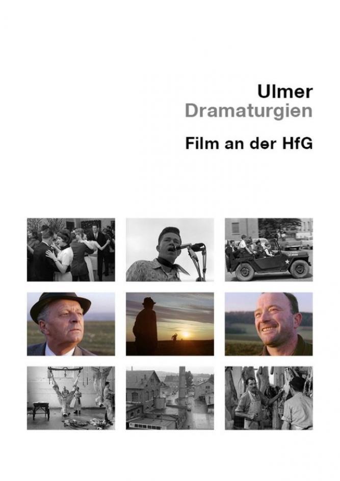 Film an der HfG - Drehort Ulm 1963-1968