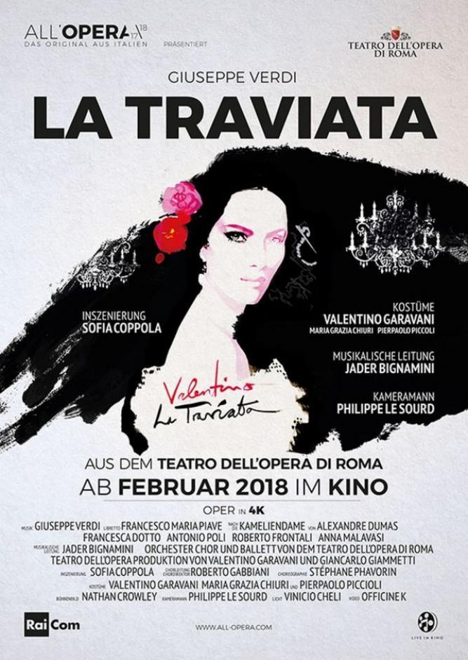 All´Opera Saison 2017/18: La Traviata