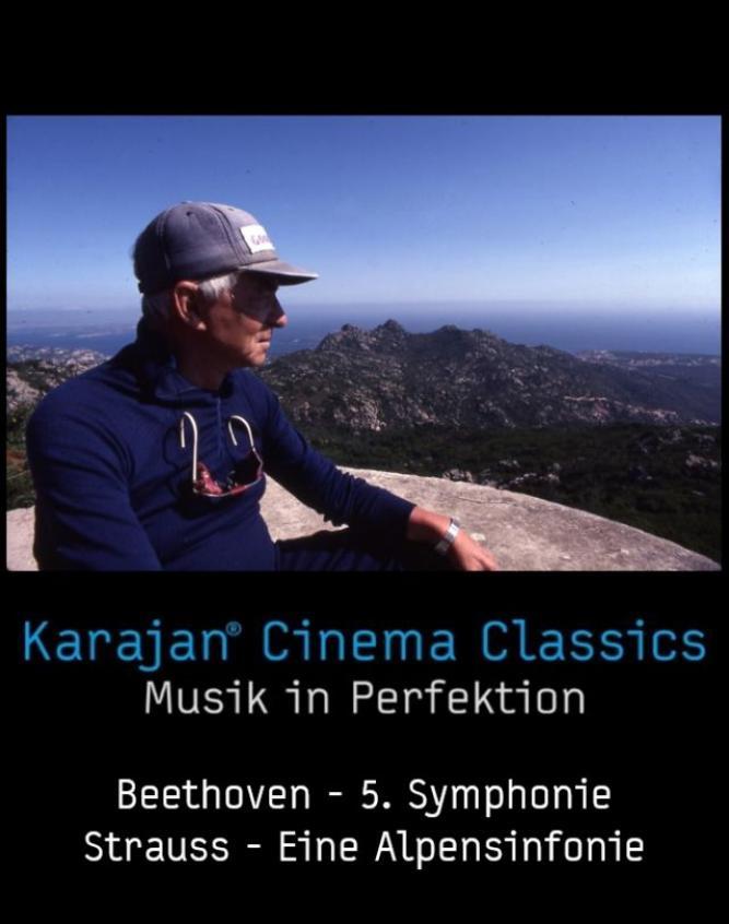 Karajan® Cinema Classics: Programm 1