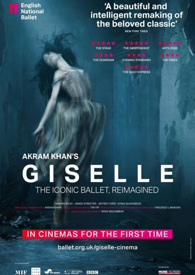 English National Ballet 2018: Akram Khan's Giselle