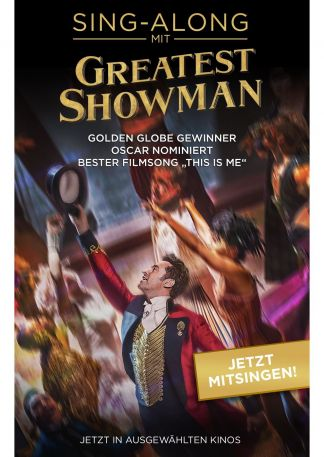 Greatest Showman - Sing-Along Version