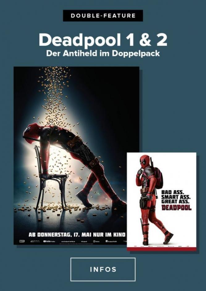 Double Feature: Deadpool