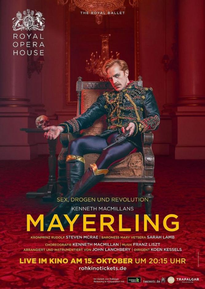 Royal Opera House 2018/19: Mayerling