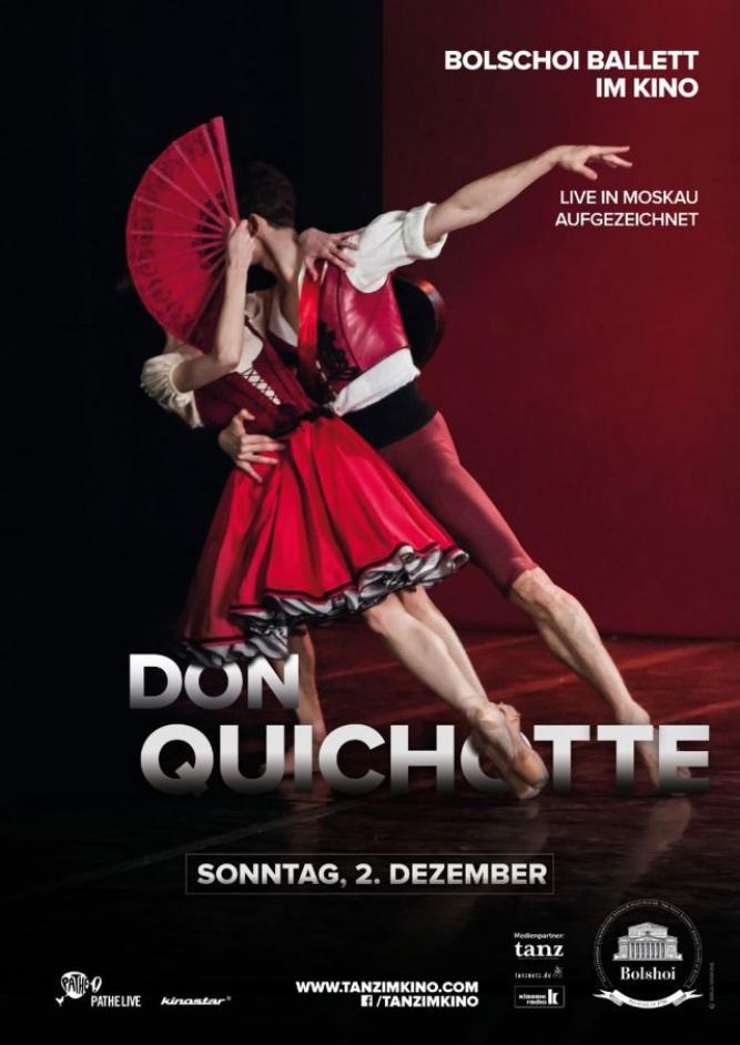 Bolshoi Ballett 2018/19: Don Quichote