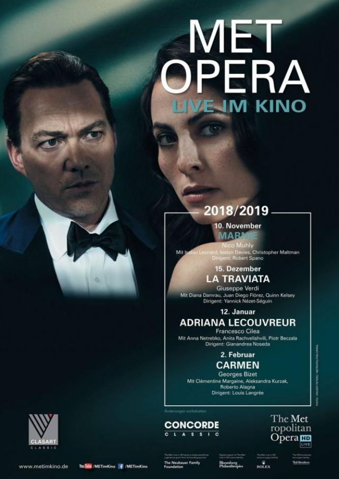 Met Opera 2018/19: Marnie (Muhly)