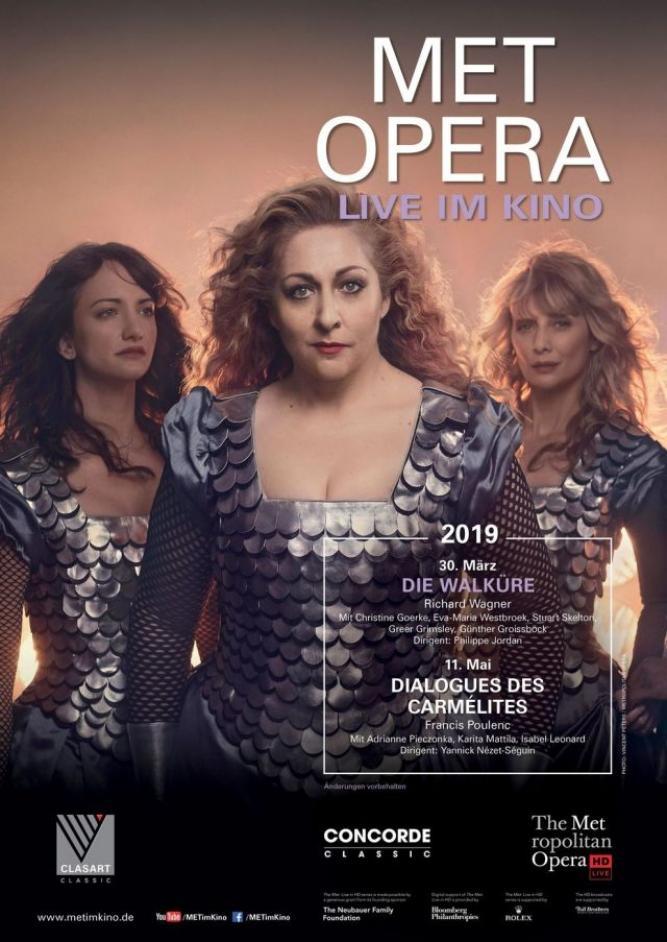 Met Opera 2018/19: Die Walküre (Wagner)