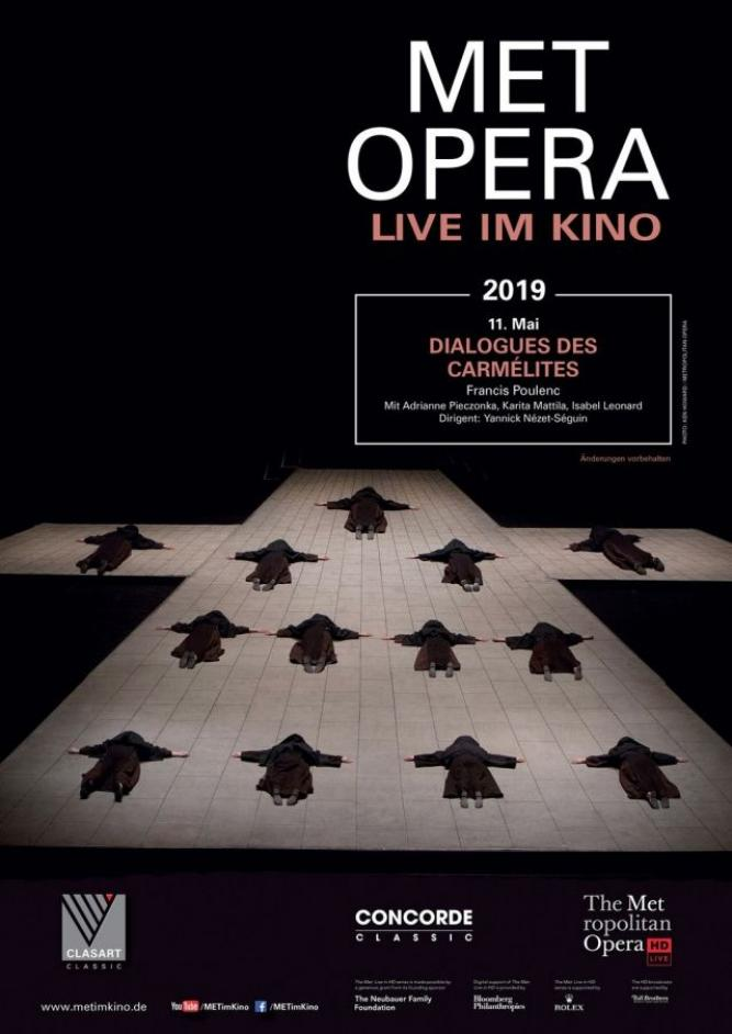 Met Opera 2018/19: Dialogues des Carmélites (Poulenc)
