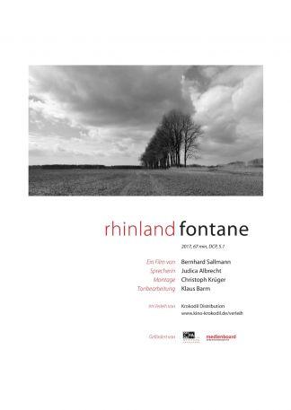 Rhinland. Fontane
