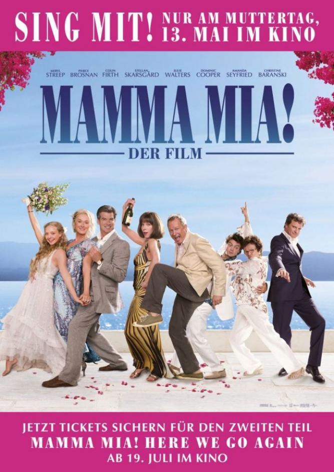 Mamma Mia! - Sing-Along Version