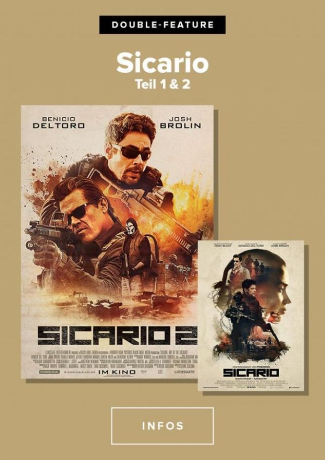 Double Feature: Sicario