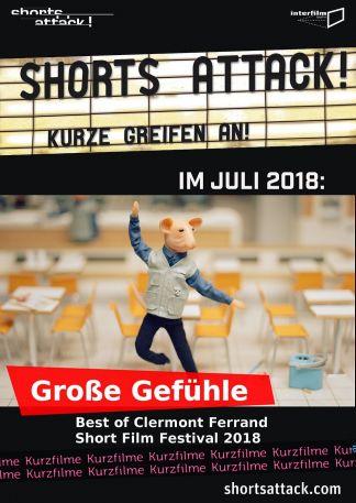 Shorts Attack: Große Gefühle