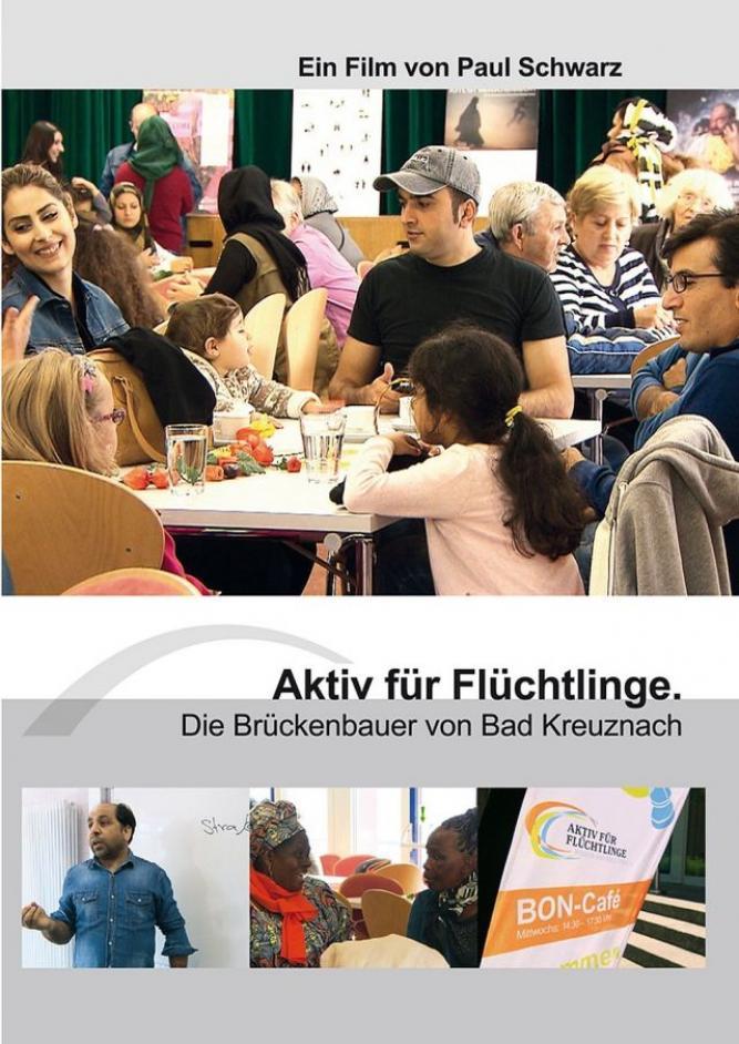 Aktiv für Flüchtlinge. Die Brückenbauer von Bad Kreuznach
