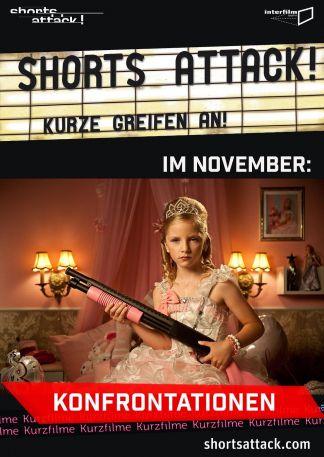 Shorts Attack: Konfrontationen