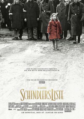 25 Jahre: Schindlers Liste (Holocaust Gedenktag)