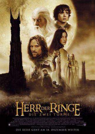 Der Herrr der Ringe - die zwei Türme - extended Version