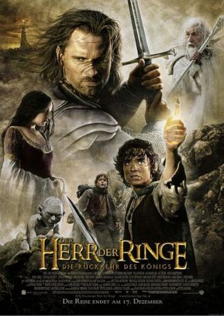 Der Herr der Ringe - die Rückkehr des Königs (Extended Version)