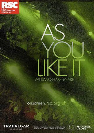 Royal Shakespeare Company 2019: As You Like It