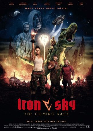 Double Feature: Iron Sky