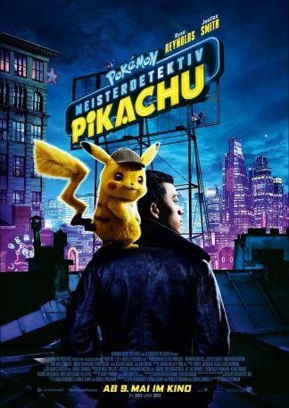 Pokémon Meisterdetektiv Pikachu 3D